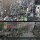 St Patrick's Day time-lapse