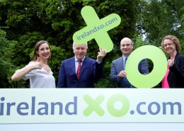 "Press Release 16th June 2015  Ireland Reaching Out launches new enhanced website (IrelandXO.com) for all Irish Diaspora at Iveagh House.  Pictured at the Launch were:  Laura Colleran, Ireland Reaching Out. Jimmy Deenihan T.D., Minister for Diaspora Affairs. Mike Feerick, Chairperson and Founder of Ireland Reaching Out. Clare Doyle, Heritage Resource Manager.  Ireland Reaching Out, a nationwide Diaspora programme that connects people of Irish heritage around the world to their ancestral parishes and counties in Ireland, launched its new enhanced website today. The launch was announced at a reception at Department of Foreign Affairs and Trade Headquarters, Iveagh House, St Stephen's Green. Jimmy Deenihan T.D., Minister for Diaspora Affairs, officially launched the new international Irish Diaspora resource.  Dublin; June 16th 2015: A new enhanced website was launched today by Ireland Reaching Out (Ireland XO). Ireland Reaching Out connects people of Irish heritage around the world to their ancestral parishes and counties in Ireland, enabling them to celebrate, and nurture, our shared cultural identity and heritage with local Irish communities.   The new website, IrelandXO.com, has a contemporary look and feel, and has been built using the latest in community engagement software. It offers every local community in Ireland an enhanced parish profile and platform from which to reach out to, and reconnect with their global Diaspora. The functionality beneath the design will enable new features and services to be offered from this higher level technical platform. The new site has been designed and built by Dara Creative, an award winning Dublin-based web design and consultancy agency. The theme for the redesign of Irelandxo.com is ""Awaken Your Irish Spirit"", which speaks to all of the global Diaspora – both the ""Deep Diaspora"" whose ancestors are long gone from Irish shores and also recent emigrants who can remain connected to their parish of origin while abroad.  Announcing the launch today, Minister Deenihan said:    "" Ireland XO has been a pioneer in engaging our local communities to connect with the Irish diaspora abroad.       The Ireland XO approach to bringing engagement with our diaspora to the heart of our communities brings a very personal and meaningful aspect to this relationship.  I am delighted that through support from the Emigrant Support Programme, the Government has been on this journey with Ireland XO.   I would like to congratulate the Ireland XO team on the launch of their new website which is a wonderful resource for everyone interested in Irish heritage.  And I would also like to wish the team and the many committed Ireland XO volunteers continued success in their work.""  Chairperson and Founder of Ireland Reaching Out Mike Feerick said:  ""The launching of the Ireland XO new website is a milestone for the organisation. It will now be easier than ever for Irish parish-based volunteers and our Diaspora worldwide to connect. It is a foundation upon which we can build deeper long-lasting relationships between Ireland and its people abroad.""  The launch took place in Iveagh House, home to the Department of Foreign Affairs and Trade, and was attended by many Ireland Reaching Out Volunteers, as well as members of Government, National Library of Ireland staff, local County Council representatives and friends from all over Ireland. Ends  Note to Editor Ireland Reaching Out (www.Irelandxo.com) is a nationwide Diaspora programme aiming to reconnect 70 million Irish Diaspora by providing a platform where all people of Irish descent can research and discover their ancestral history, develop relationships with people in their parish of origin and engage with the wider Diaspora community.   The Ireland XO programme focuses on two concepts: Firstly, reverse genealogy, where every village and parish countrywide identifies who left their area and community, and traces them and their descendants to return to Ireland and connect with their place of origin. Secondly, that of ""Meet & Greet"", where Ireland XO organises and trains volunteers to welcome returning Diaspora to their local communities. This free volunteer-based service enables returning Diaspora to visit the houses their people were born in, the land they farmed, graves of family members and if possible, meet living relatives in the area, enabling vibrant lifelong connections to be established. Ireland Reaching Out has over 3,500 dedicated volunteers responsible for activating their local parishes by reaching out to the Diaspora who are researching their origins in that area.  There are almost 100,000 users registered on the current Irlandxo.com website and it receives in excess of 50,000 visitors a month. Ireland Reaching Out is a non-profit organisation and is funded by the Department of Foreign Affairs and The Heritage Council. For Further Information please contact: Laura Colleran lcolleran@irelandxo.com 089 4727860"
