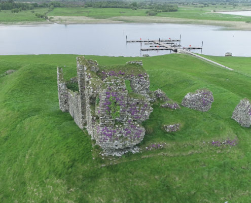 Drone photography Offaly