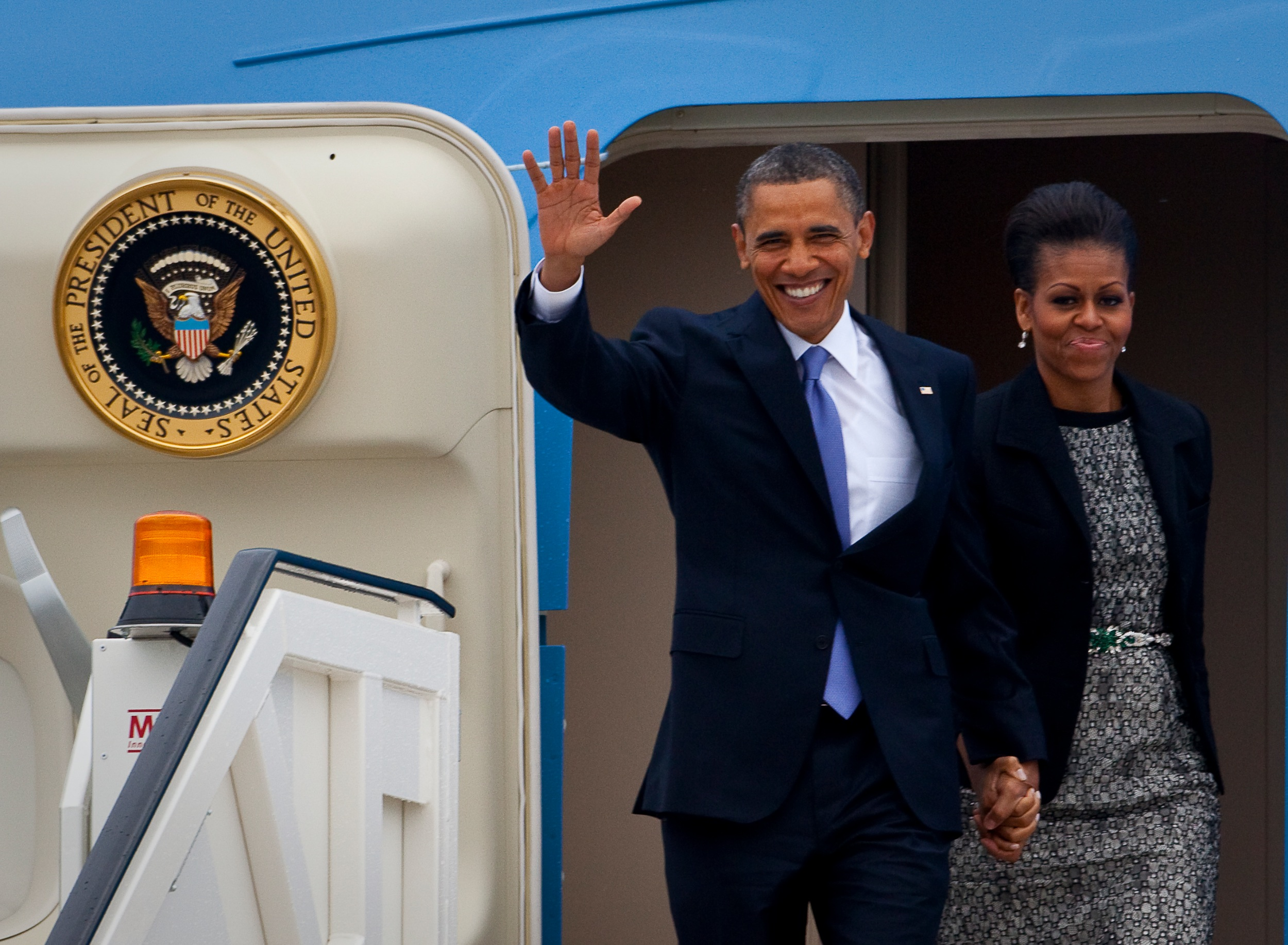 Event Videos of President Obama's VIsit