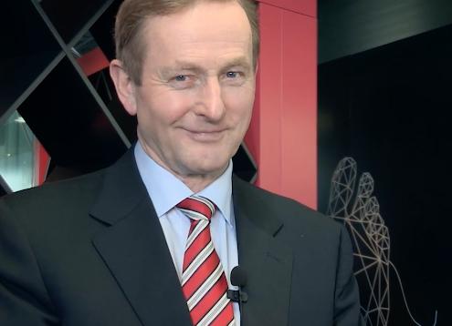 Taoiseach Enda Kenny, 32nd Dáil, Lensmen Public Relations Photographer, Public Relations Videographer,