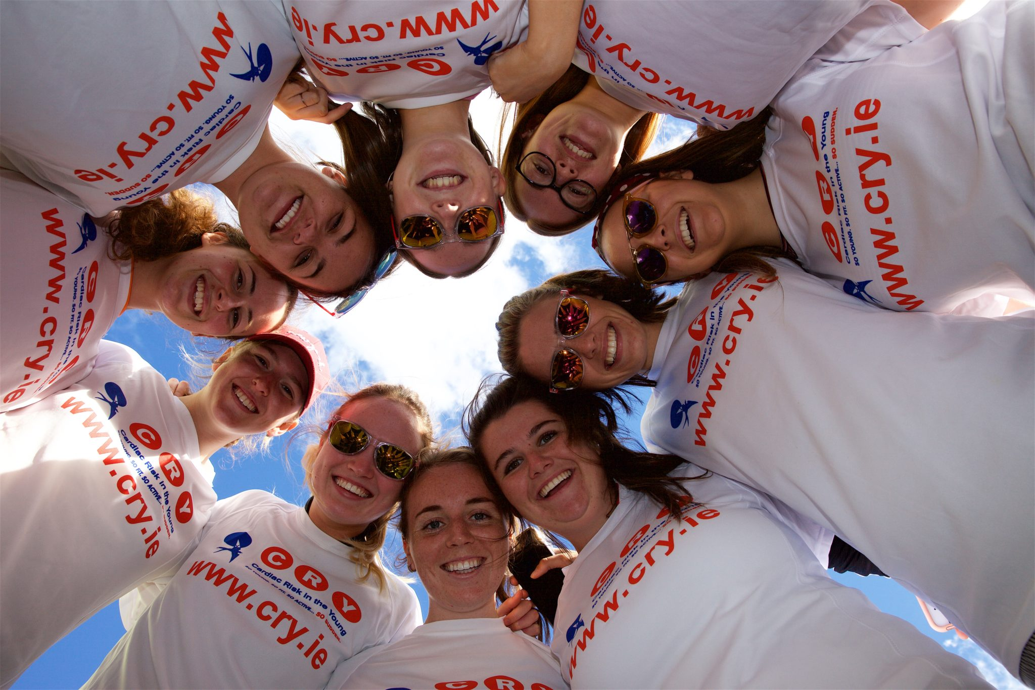 Charity and PR Photography cry.ie cycle