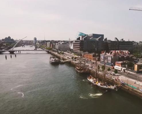 Drone Videos Production in Dublin,