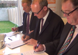 Simon Coveney launches new Social Housing Initiative