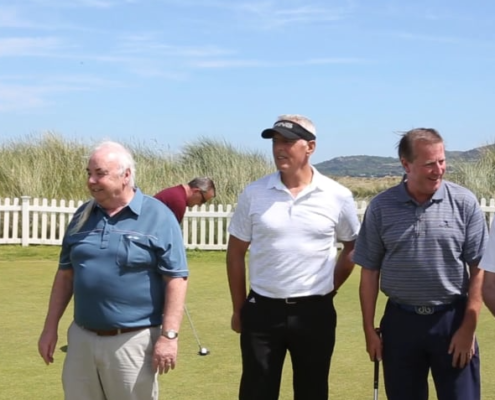 Ronnie Whelan Golf