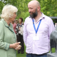 The Duchess of Cornwall visits the Irish National Stud