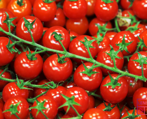 Tomatoes Food Photography