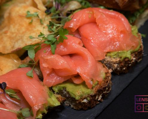 Salmon Food Photograph