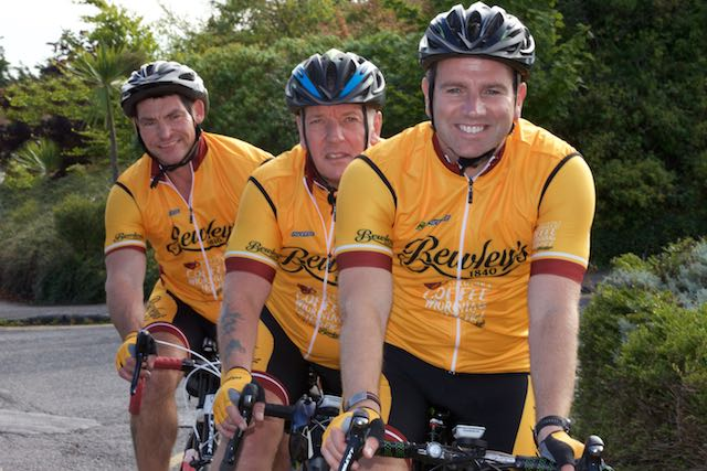 Charity Cycle Photographic Dublin Ireland
