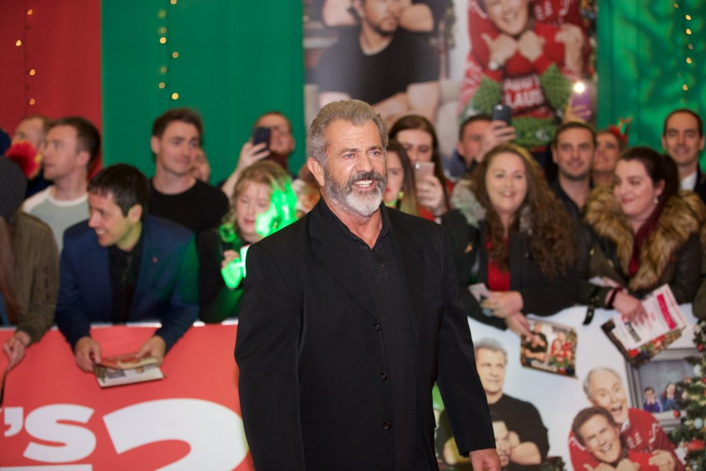 Red Carpet Photography Mel Gibson