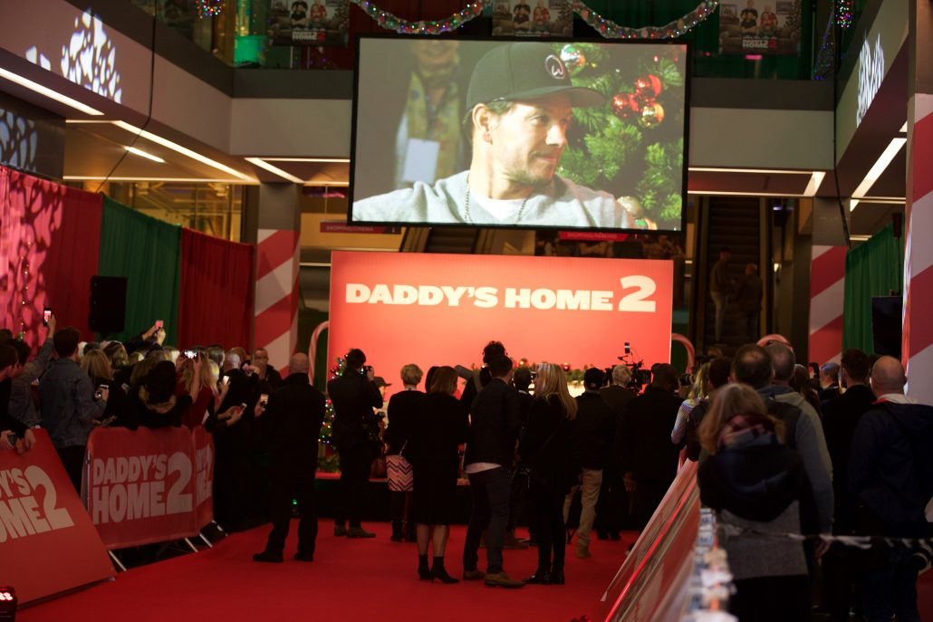 Daddy's Home 2 Red Carpet