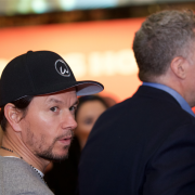Red Carpet Photography Mark Wahlberg & Will Ferrell