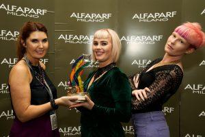 Lloyds - Waterford 3rd Place Junior Joan Jordan, Melissa Keating Saoirse O'Toole - Model