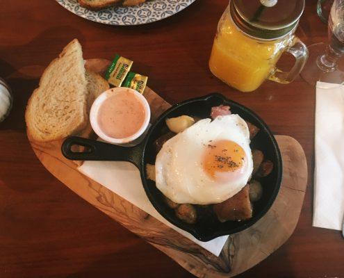 Fried Breakfast Food Photography