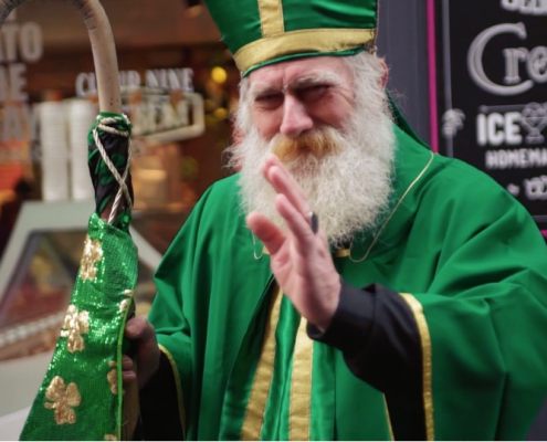 Event Photography St Patrick's day Video