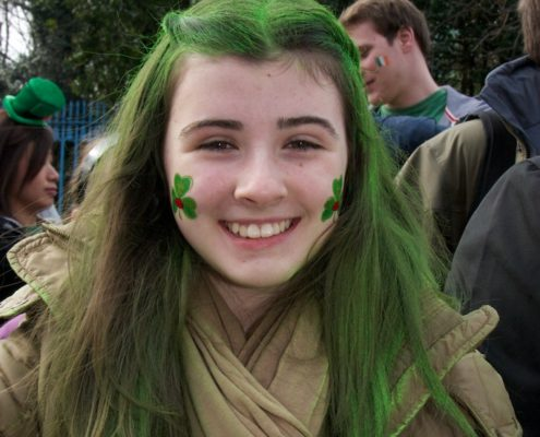 Festival Photography St Patricks Day
