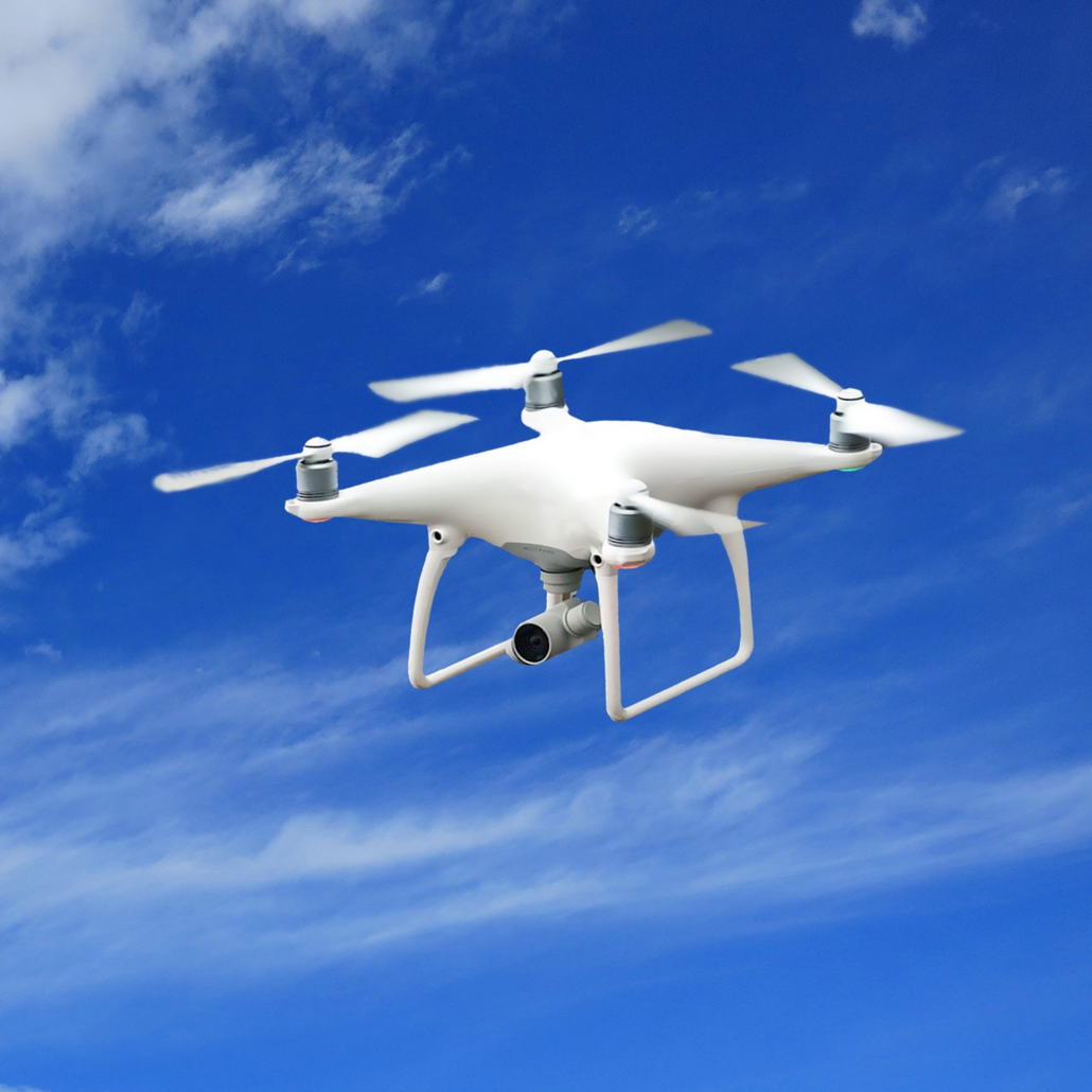 Aerial Photography and Video with a 4k Drone
