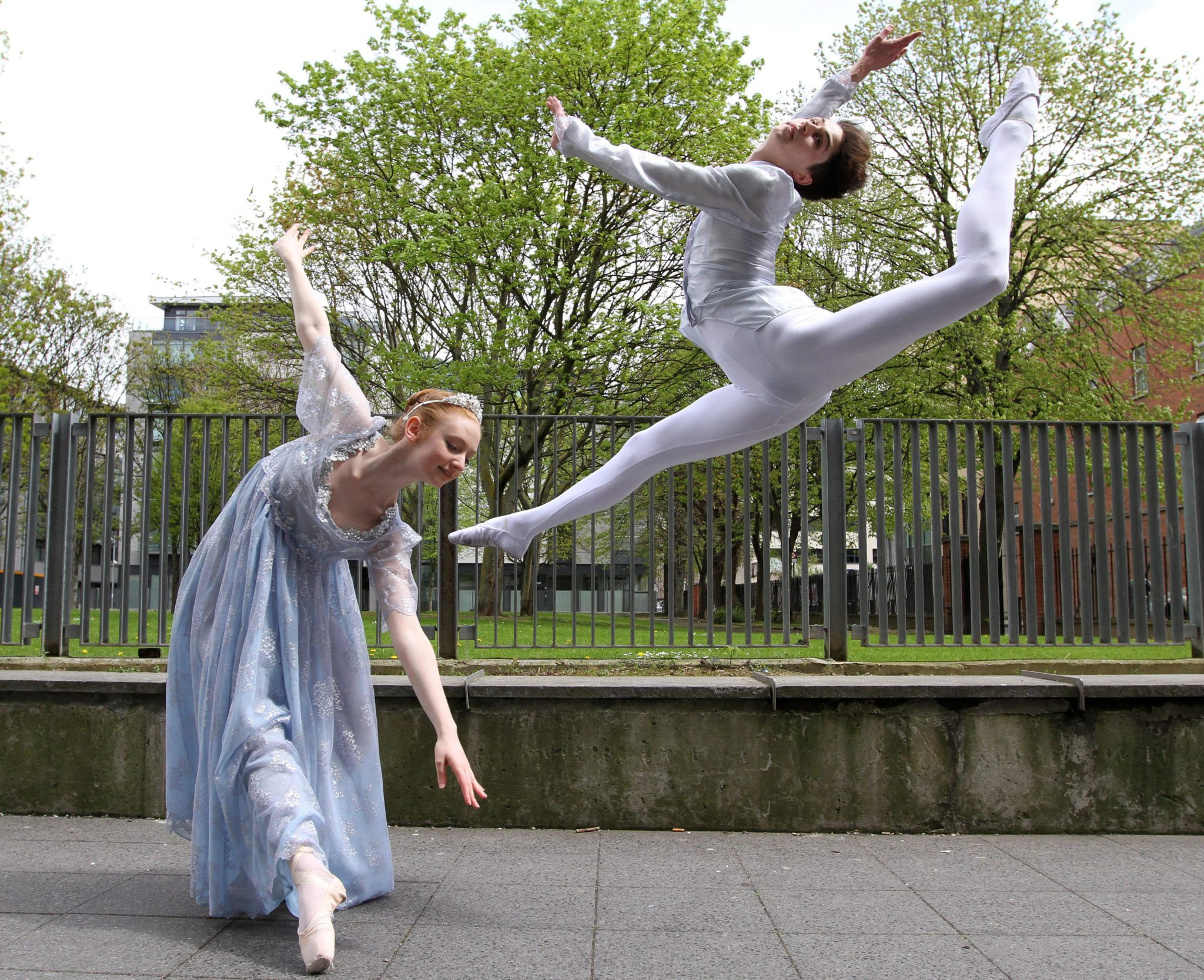 Photographs ballet Dublin