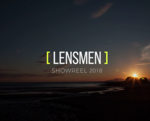 Lensmen Showreel TimeLapse Photography Drone and video