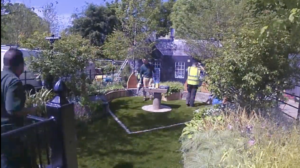 The Nurture Garden in development Time-Lapse photo