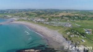 Aerial Photo Cork
