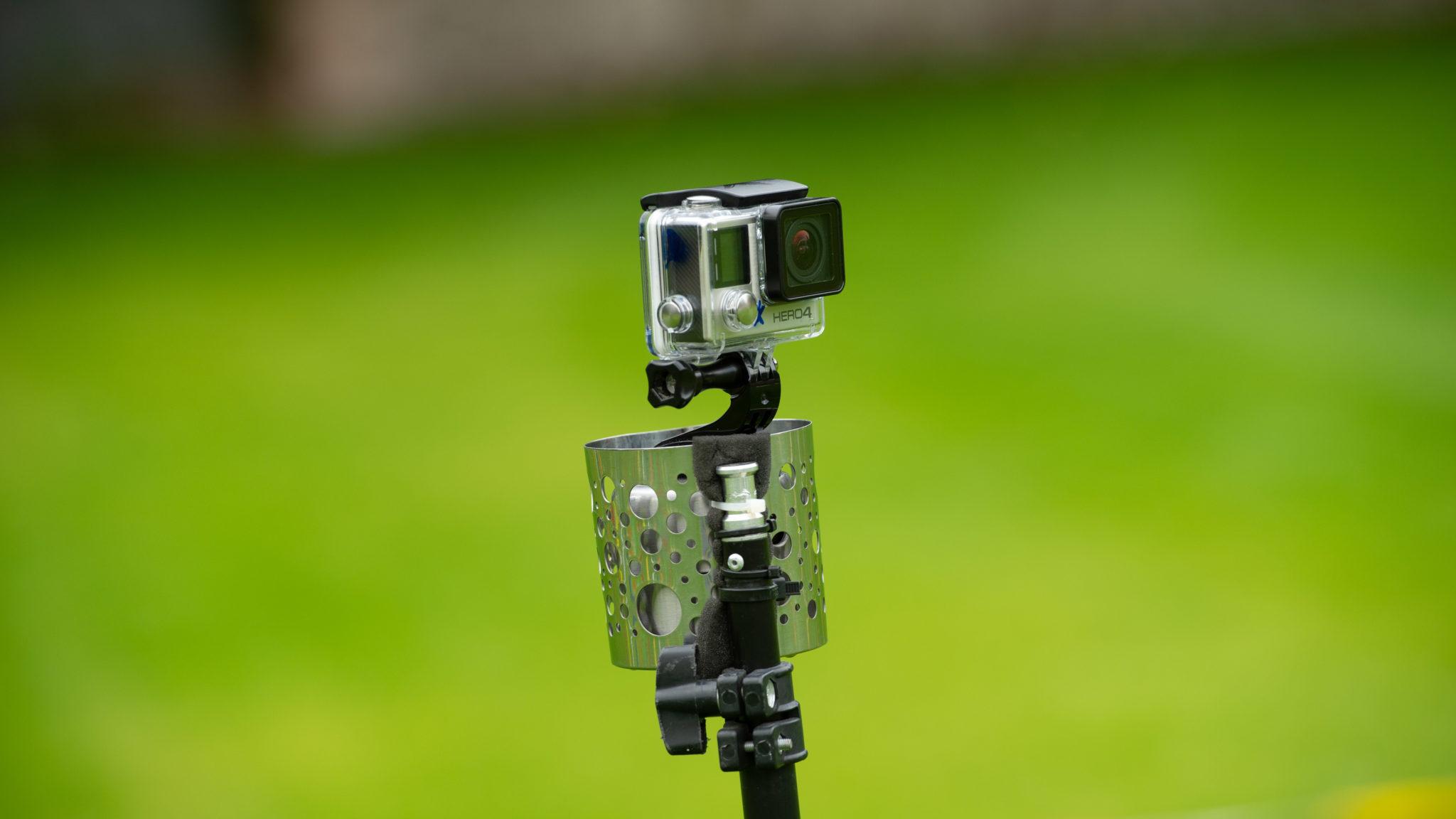 Go Pro Camera Time-Lapse