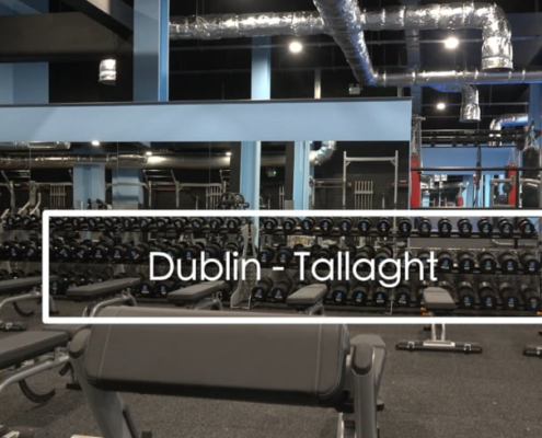 Time Lapse Fit out Tallaght