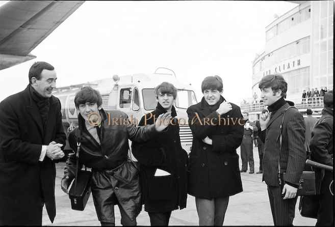 Lensmen Photography The Beatles Ireland