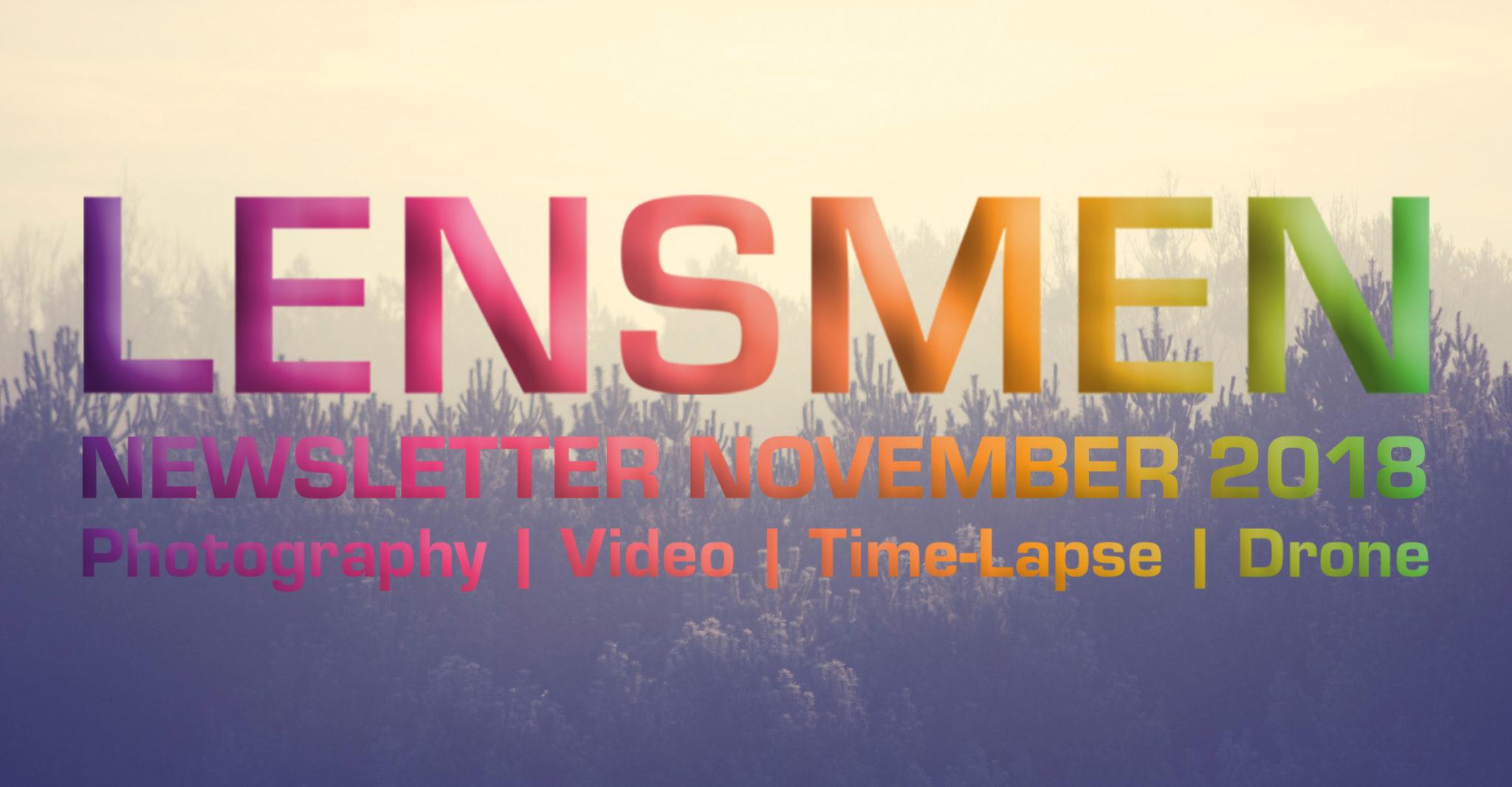 Lensmen Newsletter