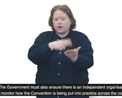 Sign Language Video