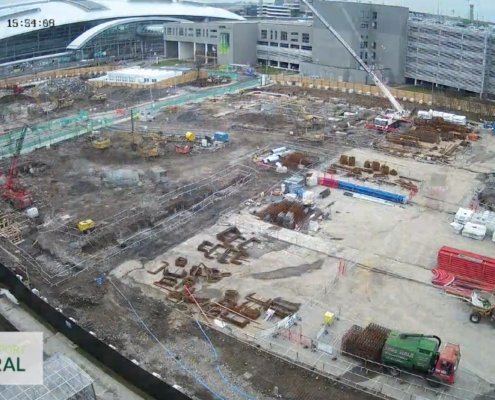 Dublin Airport Central Time-Lapse
