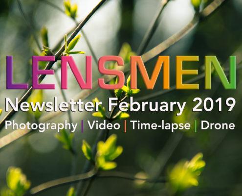Lensmen Feb