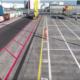 Time-Lapse Car Park Markings