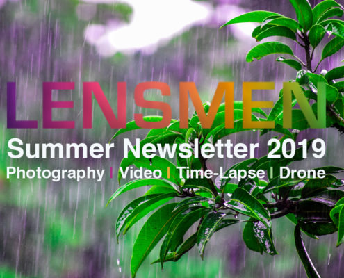 Summer Newsletter Photography and Video