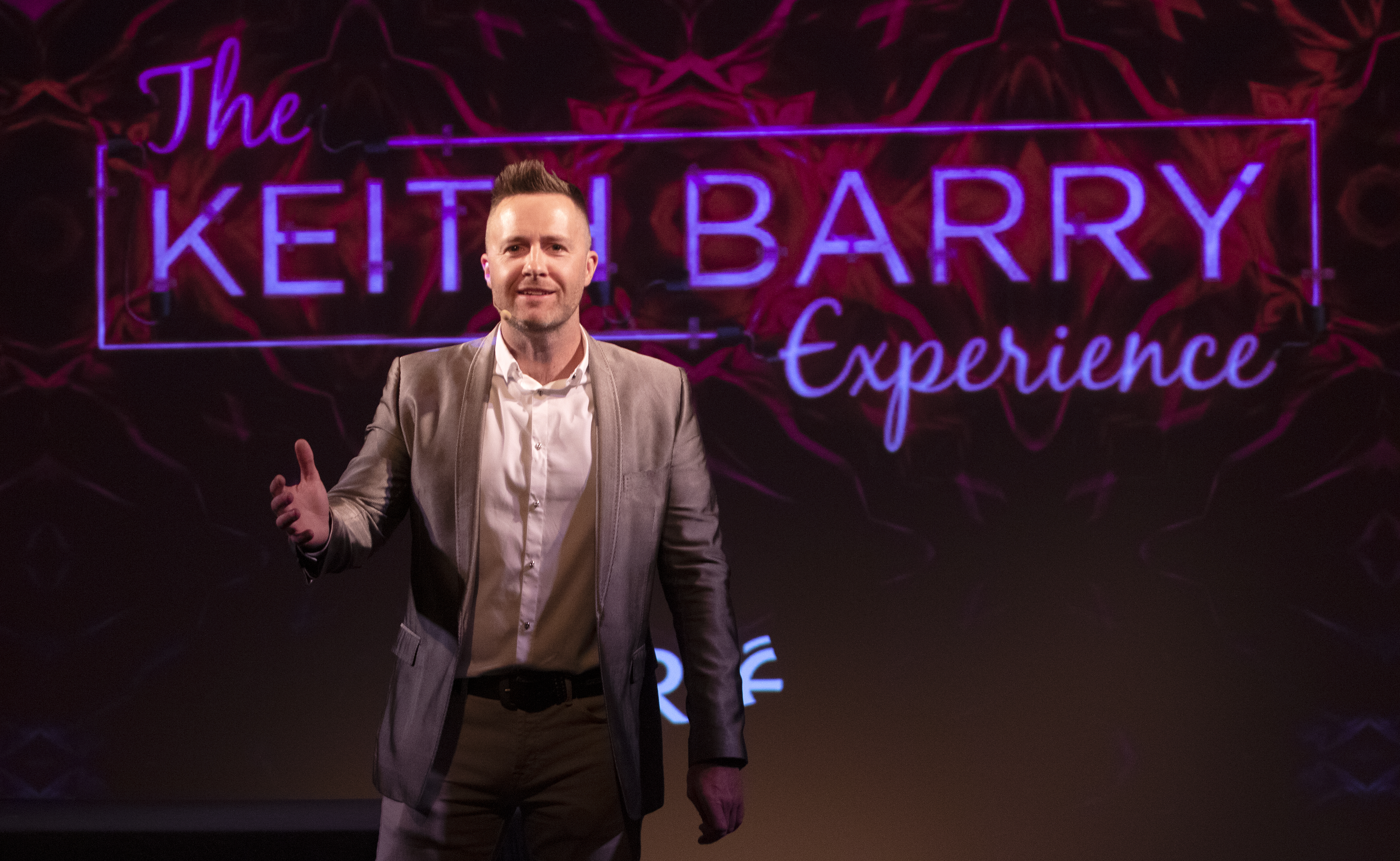 PR Photography Keith Barry