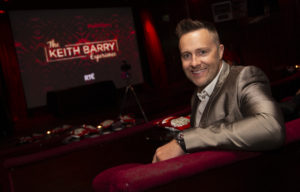 Keith Barry at The Sugar Club