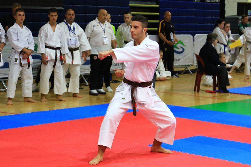 Karate Championship Photos