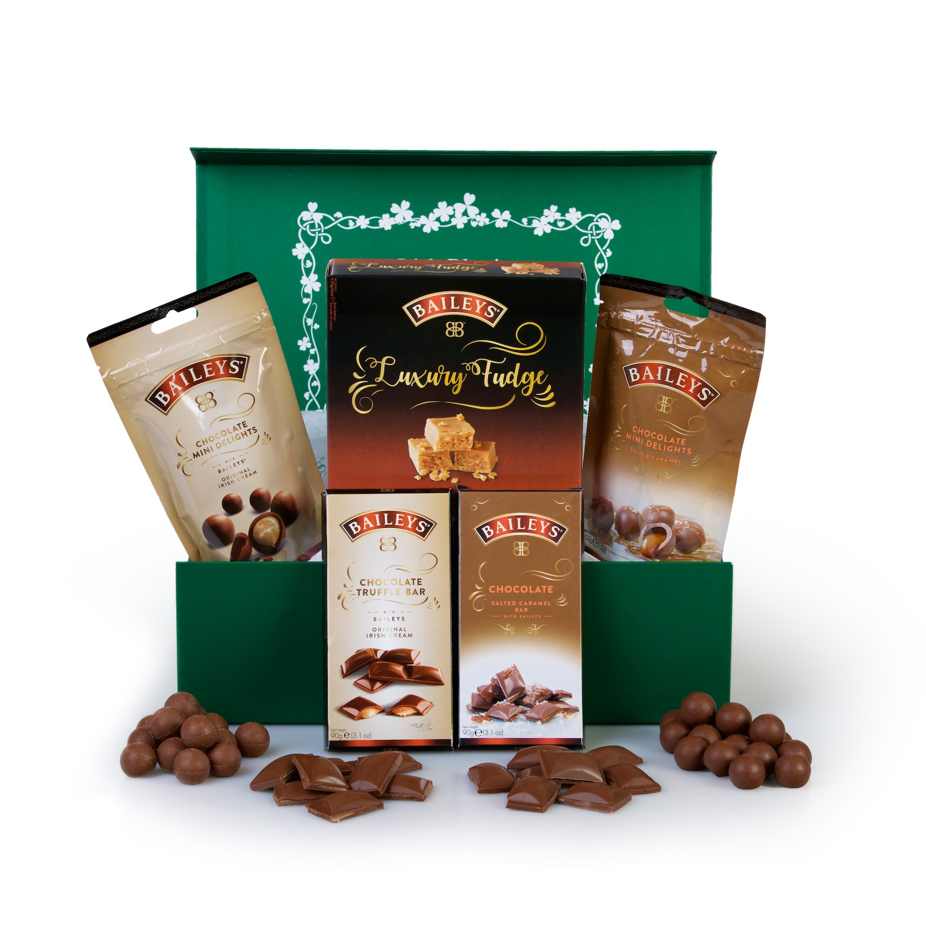 Product Photography Carroll's Hamper