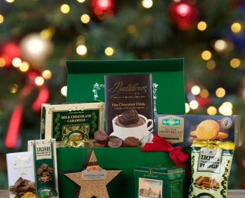 Christmas Hampers Product Photographer Dublin