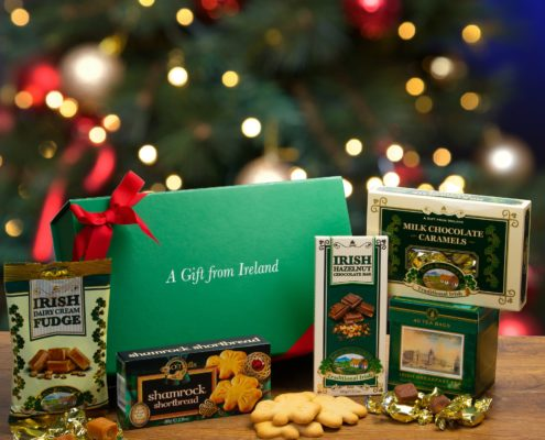 Product Photography Christmas Hamper