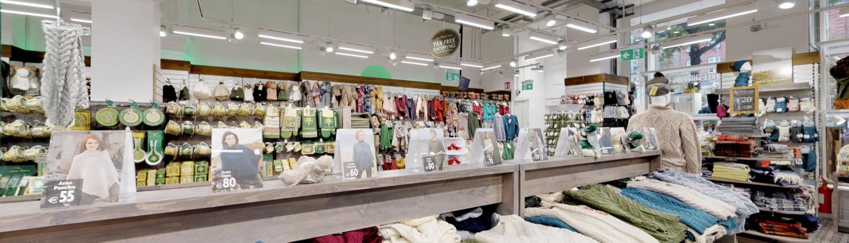Retail Shops 3D Virtual Walkthrough Experience Ireland