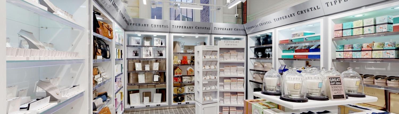 Retail Shops 3D Virtual Walkthrough