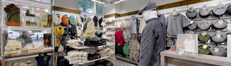 Retail Shops 360° Virtual Walkthrough Experience Ireland