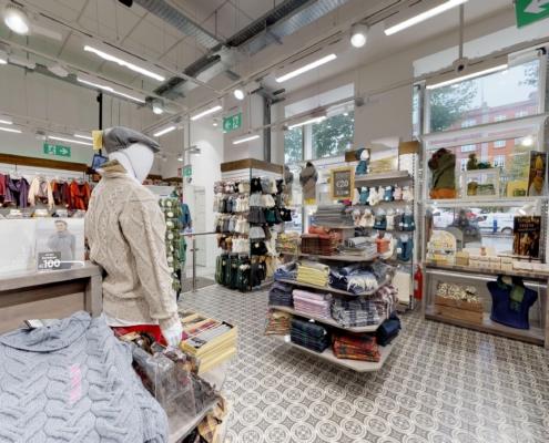 Retail Shops Virtual Reality Tours Dublin