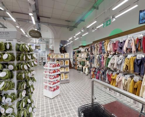 Retail Shops Virtual Tours Dublin