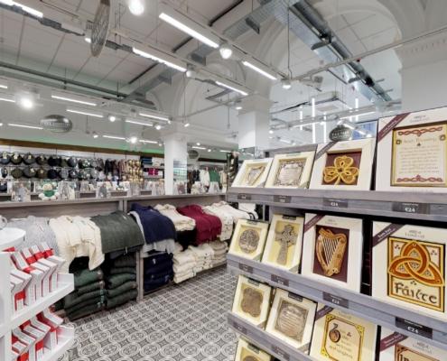 Retail Shops Virtual Walkthrough Experience Dublin
