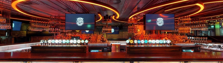 Pubs and Restaurant 360° Walkthrough Tours