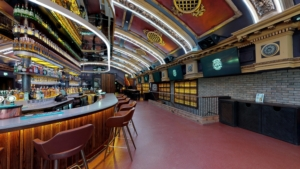 Pubs and Restaurant 360 Matterport Immersive Virtual Experiences