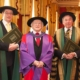 President Michael Higgins The National University of Ireland Honorary Degree Conferring Ceremonies