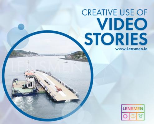 lensmen Video Stories